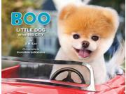 Boo: Little Dog in the Big City Book by Fuego