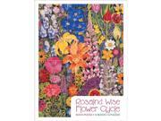 Rosalind Wise Flower Cycle 12 Piece Block Puzzle by Pomegranate