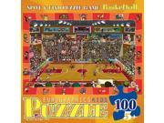 Spot and Find - Basketball 100 Piece Puzzle by Eurographics 9SIA4SD4M12538