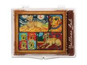 Yellow Lab Mini Masterpiece Magnet Set by Pavilion Gift Company