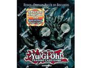 Yugioh 2013 Wave 2 CT10 Collector Tin Redox, Dragon Ruler of Boulders Sealed