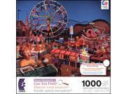 Amusement Park 1000 Piece Puzzle by Ceaco