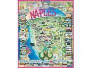 Naples Florida 1000 Piece Puzzle by White Mountain Puzzles