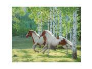 Aspen Run 1000 Piece Puzzle by White Mountain Puzzles