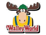 Walley World Logo Magnet by NMR Calendars 9SIA77T4W98297