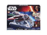 Star Wars The Force Awakens Battle Action Millennium Falcon 9SIV0W74VR5310