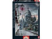 Montmartre Paris 1000 Piece Puzzle by John N. Hansen