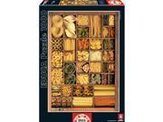 Pasta Basta 1000 Piece Puzzle by John N. Hansen