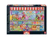 Candy Shop 1000 Piece Puzzle by John N. Hansen