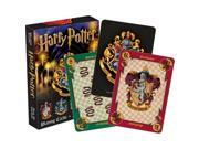 Harry Potter Crests Playing Cards by NMR Calendars