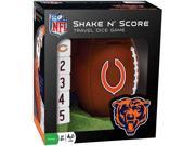 Chicago Bears Shake n Score Dice Game by Masterpieces Puzzle Co. 9SIA7WR3GF6591