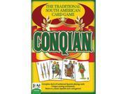 Conquian Card Game by Pressman Toy Co.