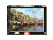 Harbor 2000 Piece Puzzle by John N. Hansen