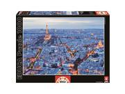 Paris Lights 1000 Piece Puzzle by John N. Hansen