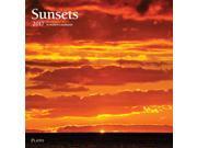 Sunsets 2017 Square Plato (ST Foil) 9SIV0W74VP9518