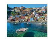Parga Greece 1,000 Piece Puzzle by White Mountain Puzzles Type: Skill Games