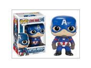 Cap America 3 Winter Soldier POP! Vinyl Figure by Funko 9SIAA7640R8063