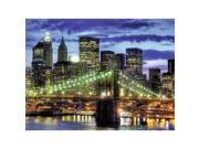 Skyline New York City 1500 Piece Puzzle by Ravensburger