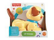 Little Snoopy Pull Toy by Fisher-Price