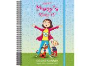Mom's Plan-It Deluxe Softcover Weekly Planner by Wells Street by LANG