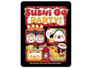 Sushi Go Party Game by Ceaco