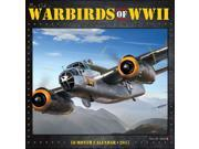 Warbirds of WWII Wall Calendar by Willow Creek Press 9SIA7WR4NT0849