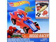 Hot Wheels Wood Racers Spiderman by Tara Toy Corporation 9SIV0W74VR2336