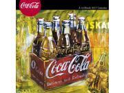 Coca-Cola Wall Calendar by ACCO Brands 9SIAD835H48269