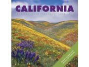 2017 California Wall Calendar 9SIV0W74VP8707