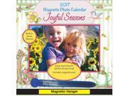 Joyful Seasons Magnetic Calendar Photo Calendar by Calendar Ink 9SIV0W74VR0288