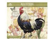 Urban-Roosters Wall Calendar by ACCO Brands 9SIV0W74VP6525
