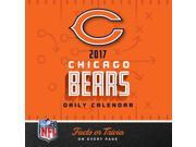 Turner Licensing Sport 2017 Chicago Bears Box Calendar (17998051433) 9SIA7WR4SM2984
