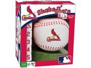 St Louis Cardinals Shake n Score Dice Game by Masterpieces Puzzle Co. 9SIV0W74VP8687