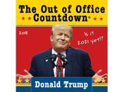 Trump Out of Office Countdown Desk Calendar by Sourcebooks