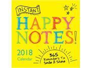 Instant Happy Notes Desk Calendar by Sourcebooks