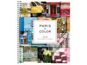 Paris in Color Engagement Calendar by Chronicle Books