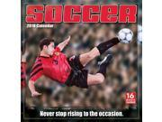 Soccer Wall Calendar by Sellers Publishing 9SIV0W764G4316