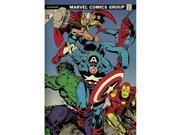 Marvel Comics Special Edition Wall Calendar by ACCO Brands 9SIA7WR63Y2469
