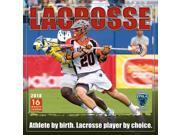 Lacrosse Wall Calendar by Sellers Publishing 9SIA7WR6497102
