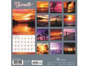 Sunsets Mini Wall Calendar by TF Publishing 9SIAB576A82193