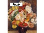 Retrospect Group Renoir Desk 2018 Calendar 9SIV0W765C9866