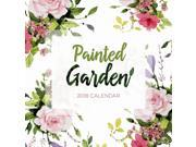 Painted Garden Wall Calendar by TF Publishing