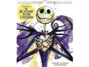 Nightmare Before Christmas Wall Calendar by ACCO Brands 9SIV0W763Z8583
