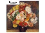 Retrospect Group Renoir 2018 Square Calendar 9SIA7WR6424800