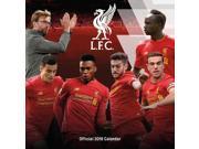 Liverpool FC Soccer Wall Calendar, Soccer, Lacrosse & AFL by Turner Licensing 9SIV0W76KE3789