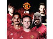 Manchester United FC Soccer Wall Calendar by Turner Licensing 9SIV0W76KE3788