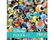 Disney Pixar Buttons 750 Piece Puzzle, Assorted Disney by Ceaco 9SIV0W74VP6515