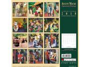 August Macke Wall Calendar by Image Connection 9SIV0W76A88061