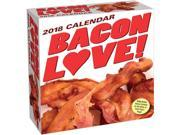 Bacon Love Desk Calendar, Cooking by Andrews McMeel Publishing