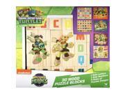 Teenage Mutant Ninja Turtles Half Shell Heroes Wood Pu by Cardinal 9SIA7WR5062485
